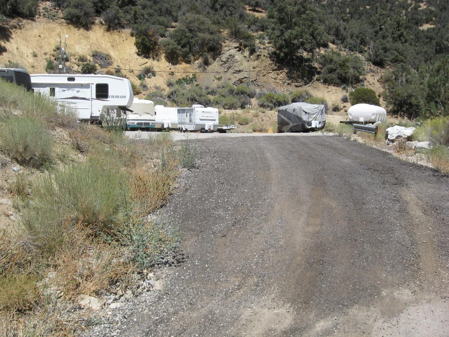 RV Parking/Storage